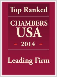 2014 Chambers USA Logo